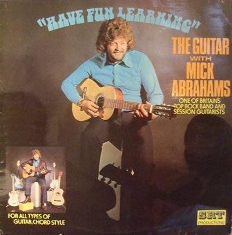 Mick Abrahams - Hoochie Coochie Man